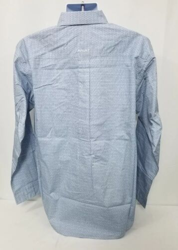mouw western Fit shirt Small herenmaat lange down Ariat Classic button qApTffH