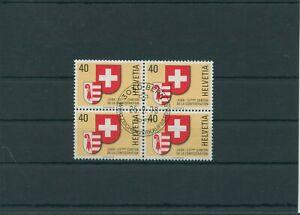 Switzerland-vintage-yearset-1978-Mi-1141-Postmarked-4-er-Bl-More-Shop