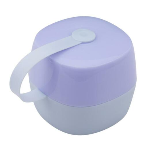 Baby Portable Dummy Soother Container Holder Pacifier Travel Case Storage Box P3