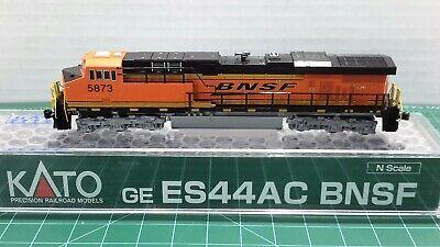 N GE ES44AC BNSF Swoosh #5931 w//Ready to Run DCC