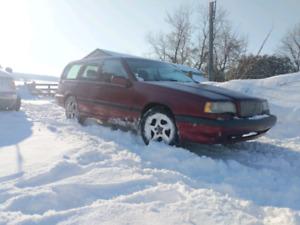 Volvo 850 très bas km