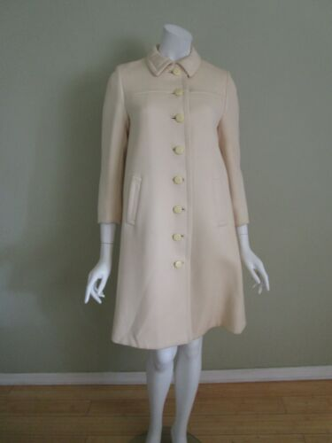 vintage BEN ZUCKERMAN Double Cloth Wool Twill 3/4