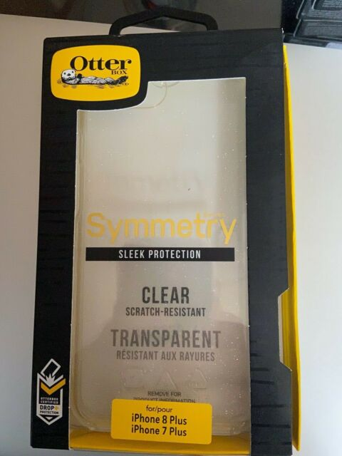 OTTERBOX Symmetry Series for iPhone 7+/8+ - Clear/Sparkle