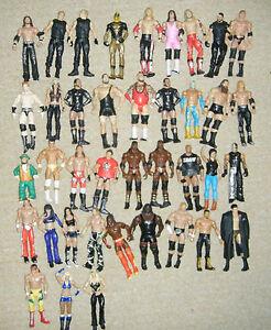 Wwe-Wrestling-Figura-de-Accion-Mattel-Basico-Elite-Divas-Serie-The-Shield