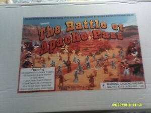 PARAGON-THE-BATTLE-OF-APACHE-PASS-PLAYSET-RARE-WOW