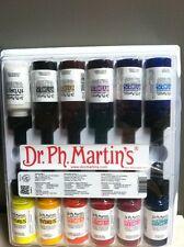 Dr.ph. Martins Hydrus Set Fine Art Watercolor 12-1/2 Us Fl.oz Bottles New