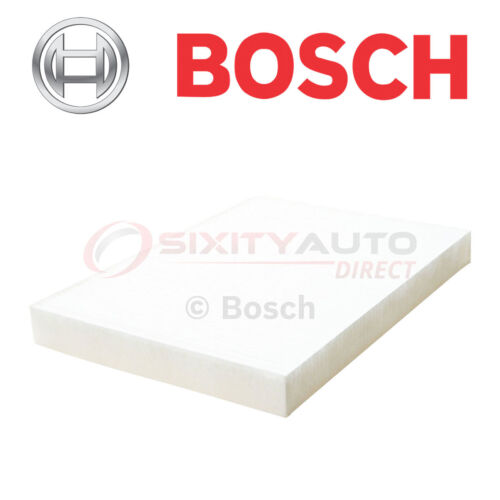 Bosch Cabin Air Filter for 2002-2009 Audi A4 Quattro 1.8L 2.0L 3.0L 3.2L L4 lf