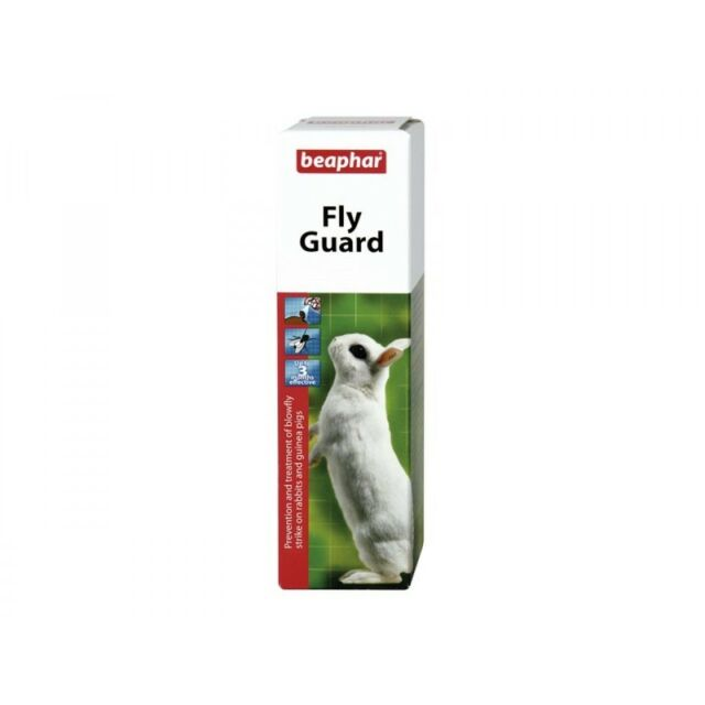 Beaphar Fly Guard, medicine for preventing flystrike in rabbits and guinea pig