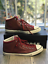 Sneakers-Men-039-s-Converse-Chuck-Taylor-All-Star-Hight-Street-Hight-Top-Terra-Red thumbnail 1
