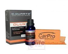 CarPro Cquartz DLUX 30ml Kit - Long Lasting Wheel Sealant and Trim Sealant