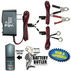 Battery Butler 6 Volt Tender Storage Trickle Charger Car