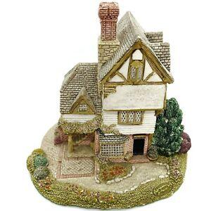 Lilliput-Lane-Penthouse-pavimento-Bally-Bay-Cottage-Escultura-Estatuilla-Mano-Artesanal