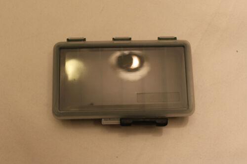 plastique 170 x 90 mm H = 30 mm 5 x Petites Pièces Box-Cuillère Box