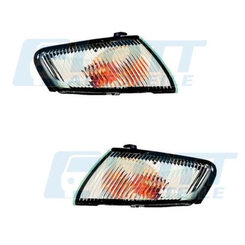 Blinker Blinkleuchte vorne links /& rechts weiß für MAZDA 626 GF//GW 05//97-12//99