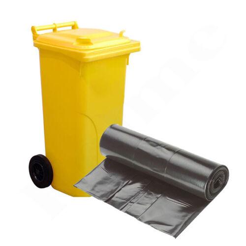 Abfallsack Muellbeutel.Müllsack.Müllsäcke 120l.Müllsack 240l.Mülltüten.Sack.60l