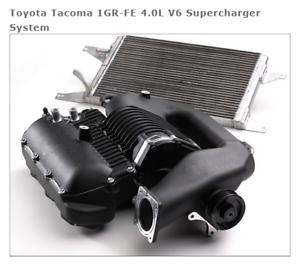 2005-2015 TOYOTA TACOMA 1GR-FE 4.0L V6 SUPERCHARGER