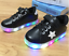 LED-Light-Up-Kids-Boys-Girls-Dance-Sneakers-Baby-Causal-Skate-Sport-Shoes thumbnail 12