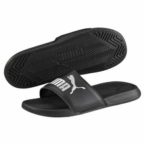 Slides Sandals Flip Flops Mens Sz
