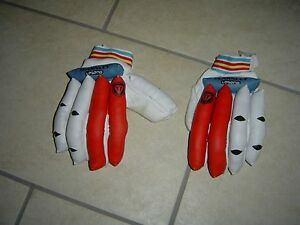 Duncan Fearnley Adult Cricket Gloves with Youth size Slazenger inners - <span itemprop=availableAtOrFrom>Farnham Common, Buckinghamshire, United Kingdom</span> - Duncan Fearnley Adult Cricket Gloves with Youth size Slazenger inners - Farnham Common, Buckinghamshire, United Kingdom