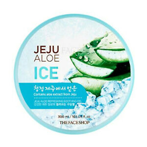 The-Face-Shop-Jeju-Aloe-Refreshing-Soothing-Ice-Gel-300ml