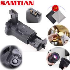 Battery Pack Grip For Canon550D 600D 650D 700D T2i T3i T4i T5i+2Pcs Lens Cloth
