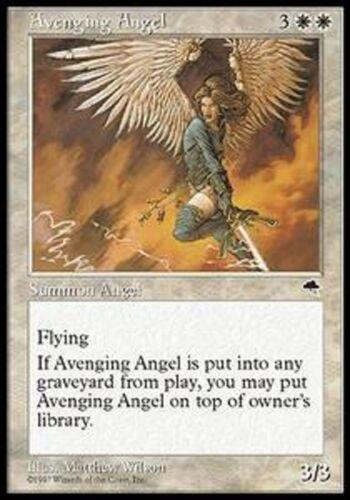 Ange Vengeresse MTG Tempest *MRM* FRENCH Avenging Angel