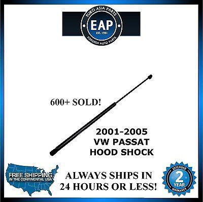 For 2001-2005 VW Passat Hood Shock Strut Damper Lifter BRAND NEW