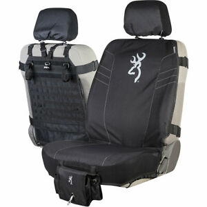 Browning-Tactical-SPG-Seat-Cover-Low-Back-Black-Single-Cover-in-Open-Box