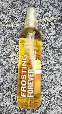 Bath & Body Works Temptations Frosting Forever Splash Mist RARE