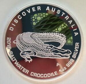 Australia-2010-Crocodile-Dollar-1oz-Silver-Coin-Proof