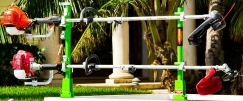 Trimmer Rack 2 Xtreme Series Fastest Safest for OPEN or ENCLOSED Trailers