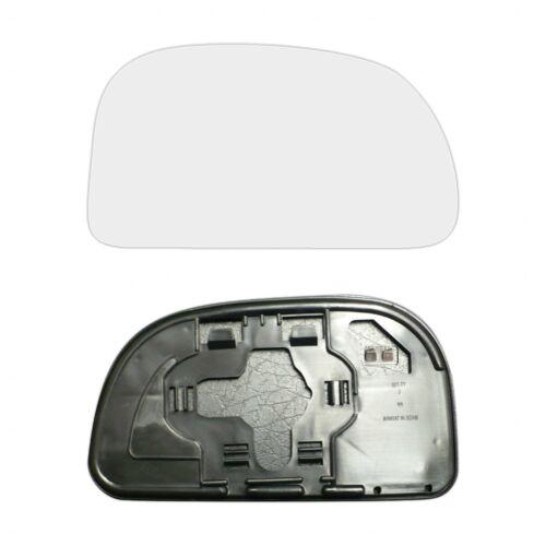 Rechts Asphärisch Spiegelglas Beheizbar für Mitsubishi Space Star 1998-2005
