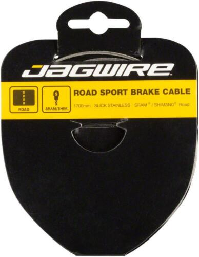 NEW Jagwire Sport Brake Cable Slick Stainless 1.5x2750mm Campagnolo Tandem