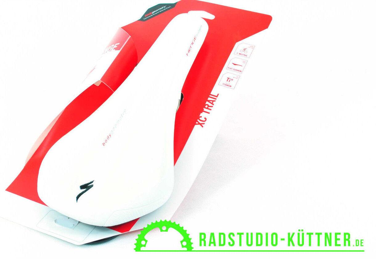 SPECIALIZED Henge Henge Henge Expert Sattel weiss, 130mm, XC Trail, Mountainbike, Fahrrad, b6a6f8