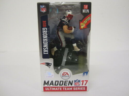 Rob Gronkowski New England Patriots Madden 17 Series 1 Action Figure McFarlane
