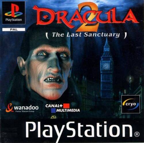 1 of 1 - PSX Playstation PSOne - Dracula 2 - The Last Sanctuary - New Factory Sealed