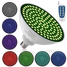 7 Color Changing Swimming Pool LED Light 120V 35W Bulb w/ RF Remote Control #B