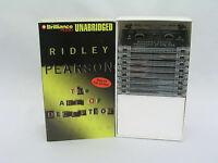 THE ART OF DECEPTION - RIDLEY PEARSON, 8 CASSETTE AUDIO BOOK SET UNABRIDGED