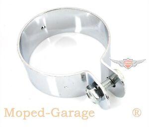 Zuendapp-GTS-KS-C-50-Sport-CS-Mofa-Moped-Mokick-KKR-70mm-Auspuffschelle-breit