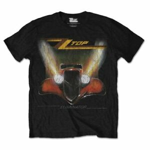 ZZ-Top-Eliminator-Official-Merchandise-T-Shirt-M-L-XL-Neu