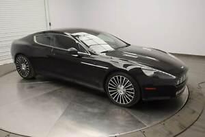 2012 Aston Martin Rapide Luxury!