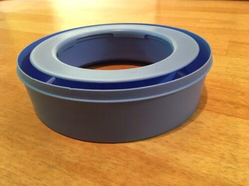 Folienschlauch Angelcare zur Befüllung m 3x Leer-Nachfüllkassette f