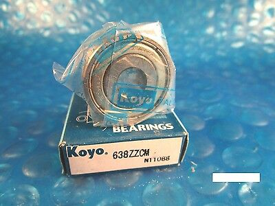 Japan Made 2Z,Single Row Radial Bearing KOYO 608 ZZ CM SKF, NTN, FAG 2ZR,NSK
