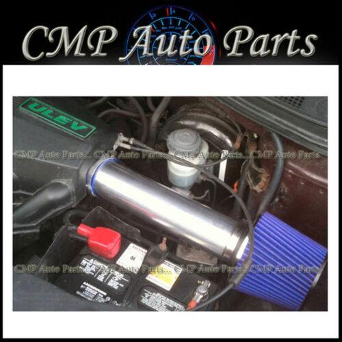 BLUE AIR INTAKE KIT FIT 2006-2008 HONDA RIDGELINE 3.5L V6 PICKUP 4-DOOR