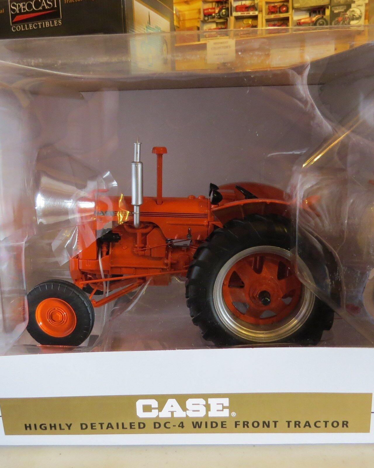 SpecCast Case DC4 Wide Front CA019  1 1