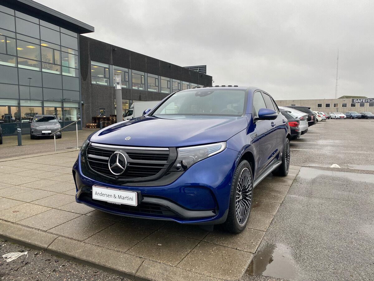 Mercedes EQC400  AMG Line aut. 4Matic 5d - 688.800 kr.