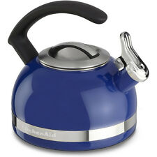 KitchenAid 2.0-Quart Kettle with C Handle and Trim Band in Doulton Blue