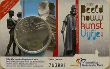 5 EURO PAYS-BAS 2012 UNC - SCULPTURE HOLLANDAISE