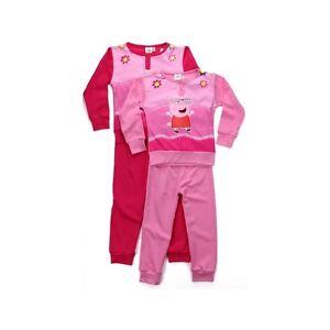 Pyjama-enfant-Peppa-Pig-100-Coton-pyjama-fille-en-Coffret-Peppa-pig-PROMO