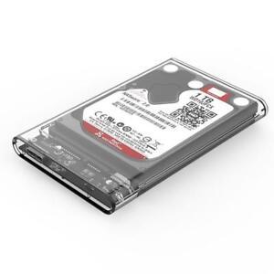 HDD-Case-USB-3-0-to-SATA-Box-Tool-Free-Enclosure-for-SSD-External-Hard-Drive-JS